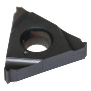 Inserto de roscado exterior izquierdo 16 EL-V perfil ISO grado AL100