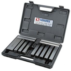 Set de barras paralelas rectificadas (10mm) VP-128A