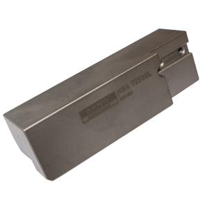 Portaherramientas para modulos MSA de tronzado