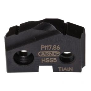 Inserto de barrenado serie PI grado HSS5 TiAlN