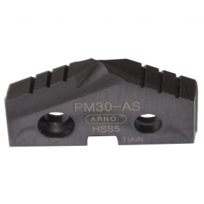 Inserto de barrenado serie PM - AS grado HSS5 TiAlN