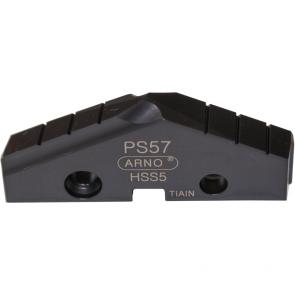 Inserto de barrenado serie PS grado HSS5 TiAlN