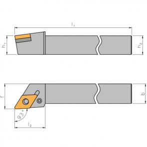 Dimensiones PDJN-R-1616-H11
