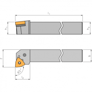 Dimensiones PWLN-R-1616-H06