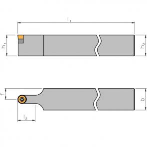 Dimensiones SRDC-N-2525-M12