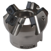 Corona portainsertos FTA, Ø de piloto 27mm Ø de corte 50-62.7mm para 5 insertos