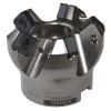 Corona portainsertos FTA, Ø de piloto 27mm Ø de corte 63-75.8mm para 6 insertos