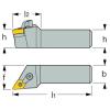 MDJN-L-12-3C - Portainserto torneado exterior