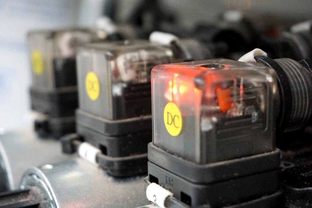 Foto a detalle CNC