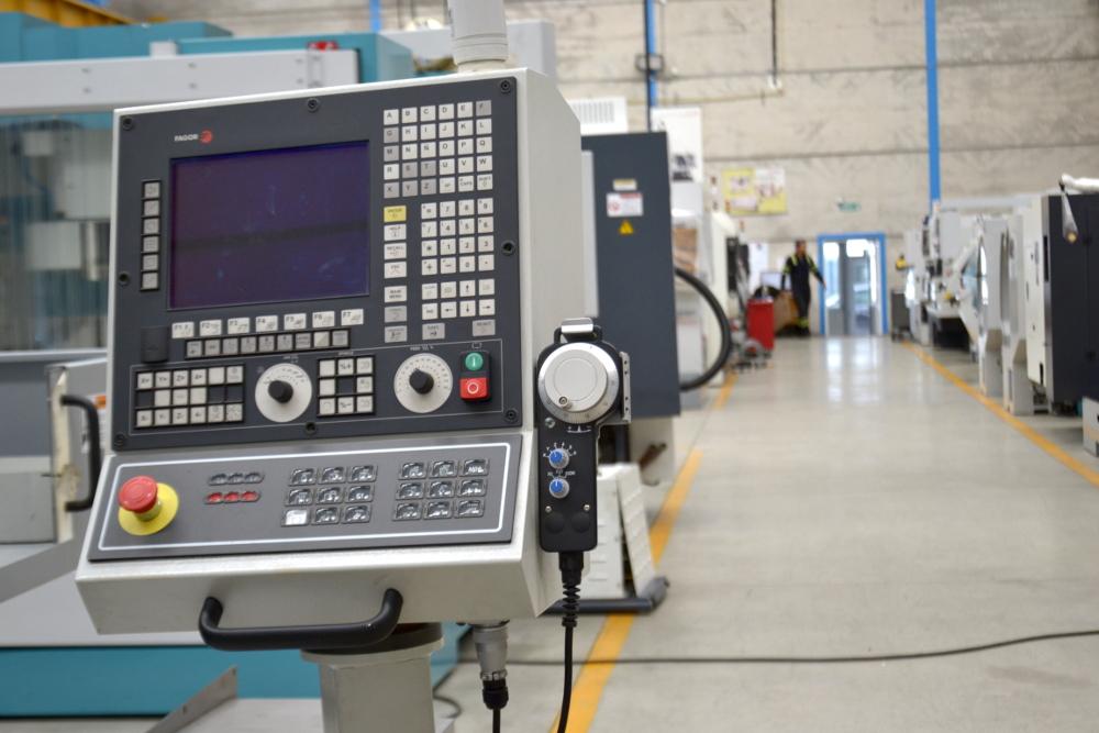 Control CNC